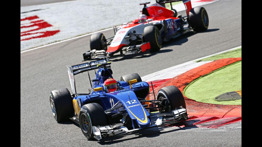 Felipe Nasr - Sauber - GP Italien 2015 - Monza