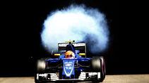 Felipe Nasr - Sauber - GP Monaco - Formel 1 - 28. Mai 2016