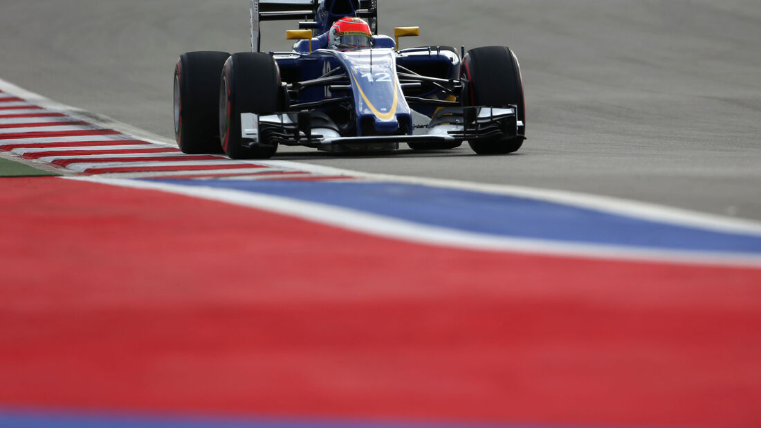 Felipe Nasr - Sauber - GP Russland - Qualifying - Samstag - 10.10.2015