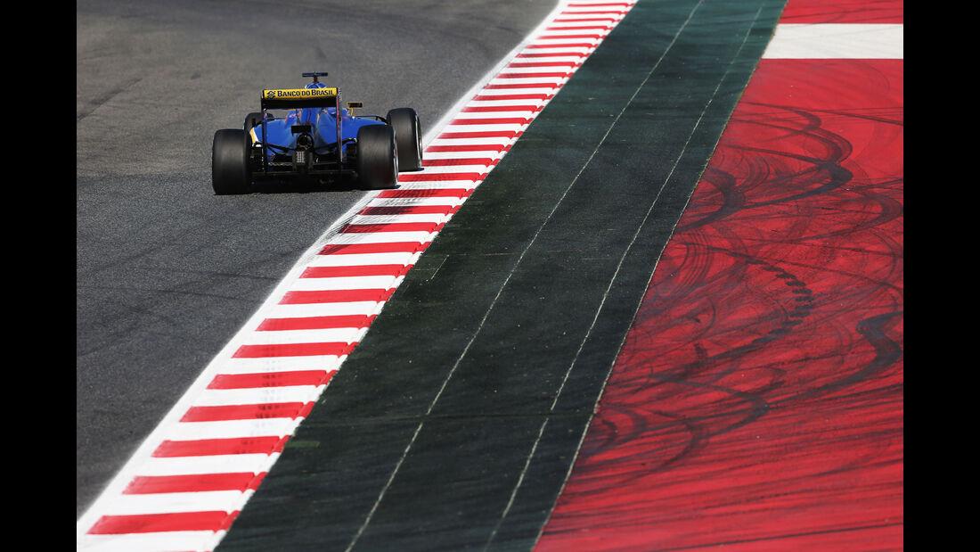 Felipe Nasr - Sauber - GP Spanien 2016 - Barcelona - F1 - Freitag - 13.5.2016
