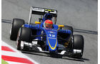 Felipe Nasr - Sauber - GP Spanien - Qualifying - Samstag - 9.5.2015
