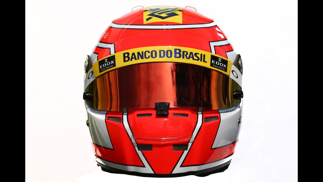 Felipe Nasr - Sauber - Helm - Formel 1 - 2016