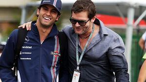 Felipe Nasr - Steve Robertson - Formel 1 - GP Brasilien - 6. November 2014