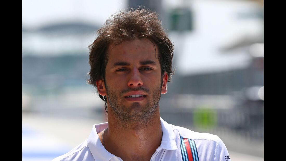 Felipe Nasr - Williams - 2014