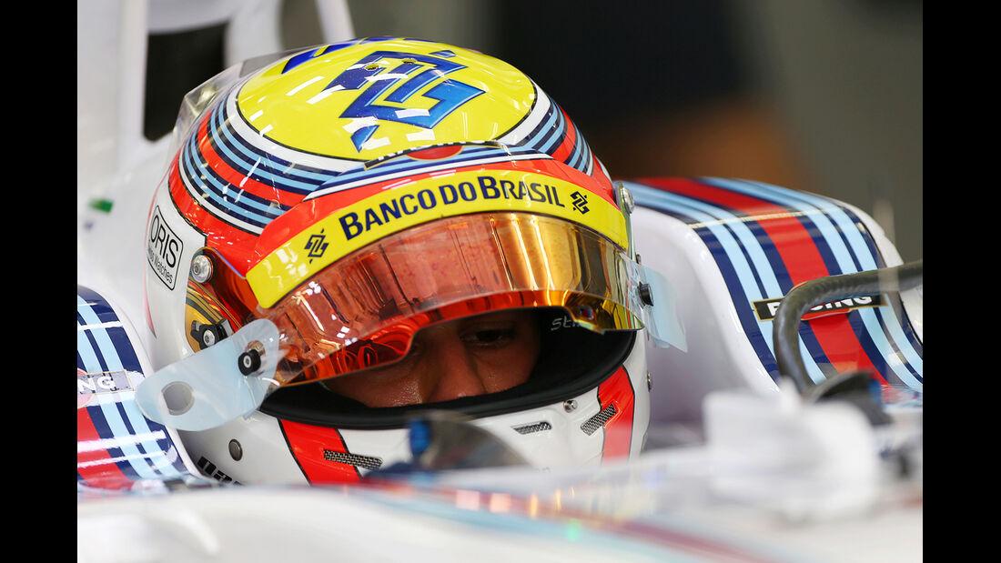 Felipe Nasr - Williams - Formel 1 - GP Bahrain - Sakhir - 4. April 2014