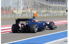 Felipe Nasr - Williams - Formel 1 - Test - Bahrain - 22. Februar 2014