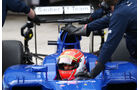 Felipe Nasr - Williams - Formel 1-Test - Jerez - 3. Februar 2015