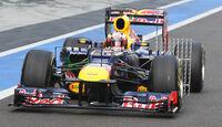 Felix Antonio da Costa - Red Bull - Young Drivers Test - Abu Dhabi - 7.11.2012