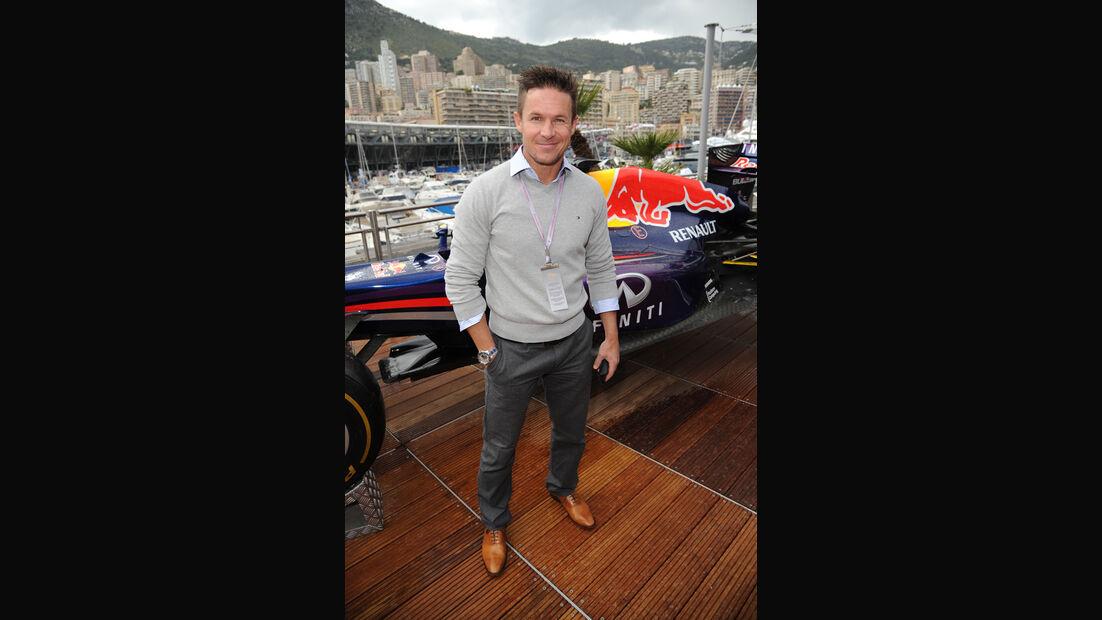 Felix Baumgartner - GP Monaco 2013 - VIPs & Promis