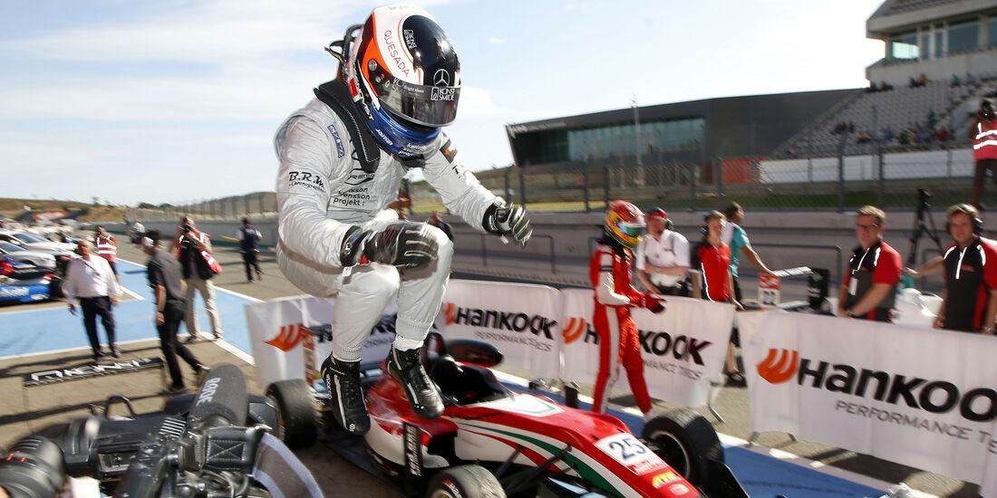 Felix Rosenqvist - Formel 3 EM - Portimao - 2015
