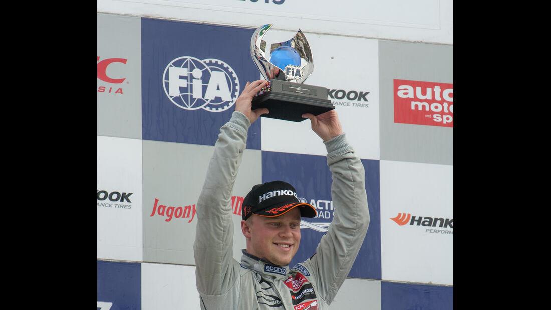 Felix Rosenqvist - Formel 3 - Hockenheim 2015