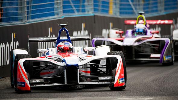 Felix Rosenqvist - Formel E - Rom - 2018