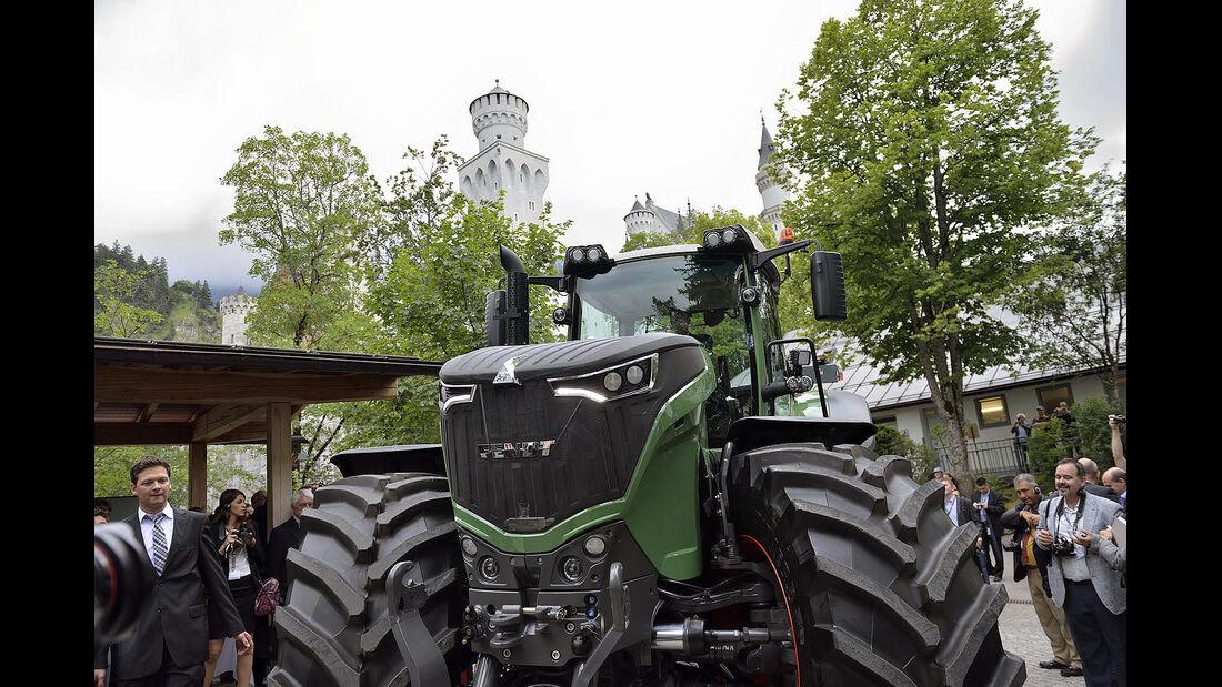 Fendt 1000 Vario Groß-Traktor