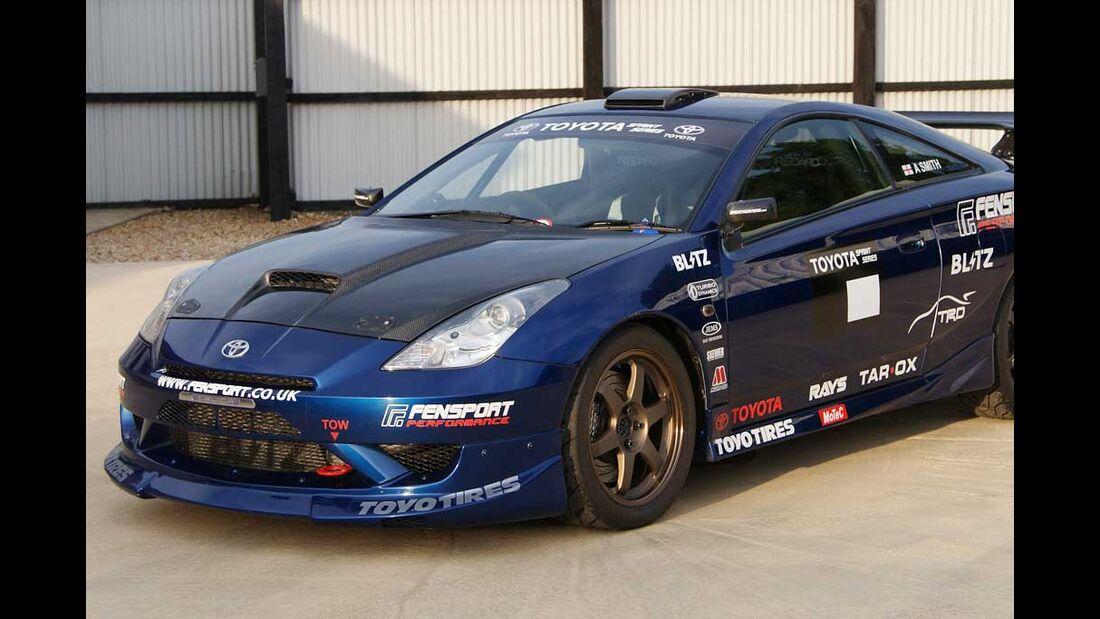 Fensport Celica GT4-X