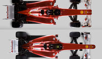 Ferari F2012 vs. Ferrari F150