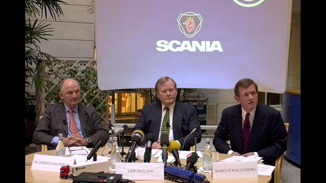 Ferdinand Piech Scania