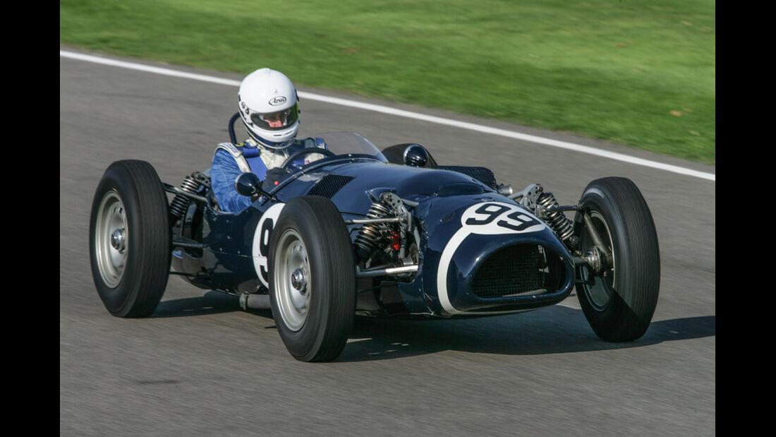 Ferguson P99 - Formel 1 - 1961