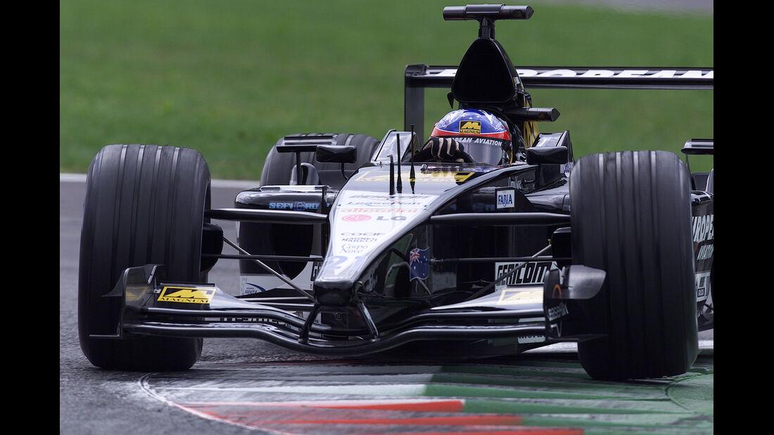 Fernando Alonso - 2001