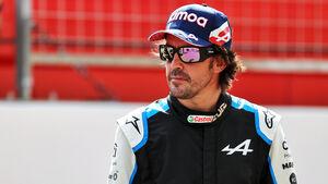Fernando Alonso - Alpine - Bahrain - 2021