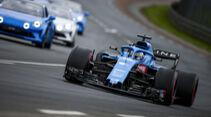 Fernando Alonso - Alpine - F1 - 24h-Rennen Le Mans 2021