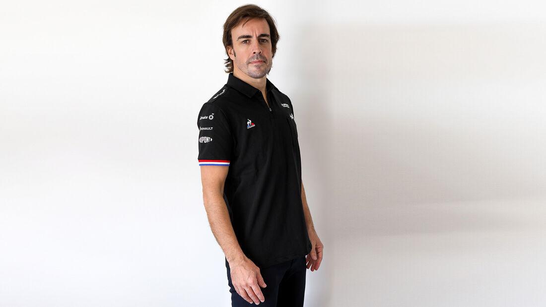 Fernando Alonso - Alpine - Formel 1 - 2021