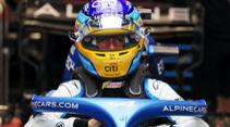 Fernando Alonso - Alpine - Formel 1 - GP Belgien - 28. August 2021