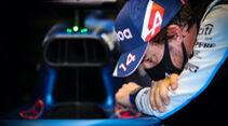Fernando Alonso - Alpine - Formel 1 - GP Monaco - 20. Mai 2021