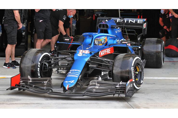 F1-Fotos Bahrain-Test Tag 2: Alonso ist zurück! - auto motor und sport