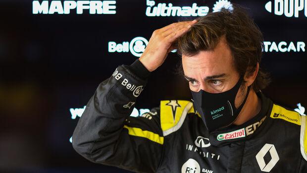 Fernando Alonso - Alpine - Renault - F1