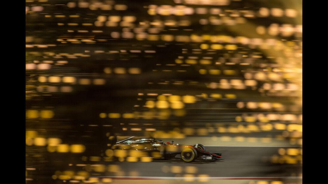 Fernando Alonso - Danis Bilderkiste - Formel 1 - GP Bahrain 2015