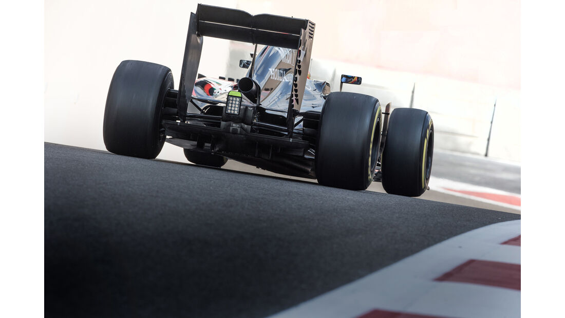 Fernando Alonso - Danis Bilderkiste - GP Abu Dhabi 2015