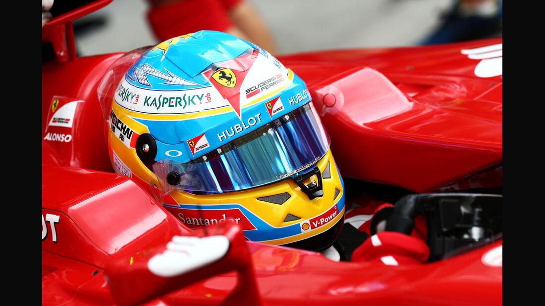 Fernando Alonso - F1 2014
