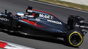 Fernando Alonso - F1 - GP Malaysia - 2016