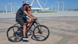 Fernando Alonso - Fahrrad - Formel 1