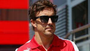 Fernando Alonso Ferrari 2013