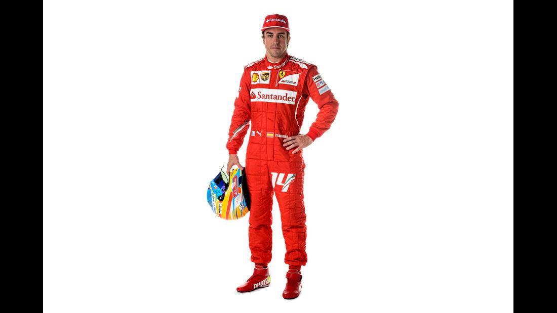 Fernando Alonso - Ferrari 2014