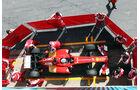 Fernando Alonso Ferrari F1 Test Barcelona 2013