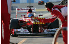 Fernando Alonso - Ferrari - F1-Test Jerez 2012