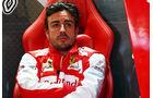 Fernando Alonso - Ferrari - Formel 1 - GP Australien - 15. März 2013