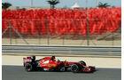 Fernando Alonso - Ferrari - Formel 1 - GP Bahrain - Sakhir - 4. April 2014
