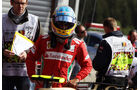 Fernando Alonso - Ferrari - Formel 1 - GP Belgien - Spa-Francorchamps - 1. September 2012