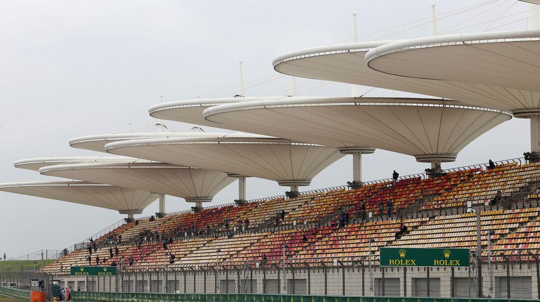 Fernando Alonso - Ferrari - Formel 1 - GP China - Shanghai - 18. April 2014