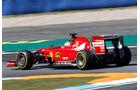 Fernando Alonso - Ferrari - Formel 1 - GP Deutschland - Hockenheim - 18. Juli 2014
