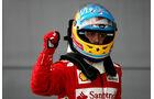 Fernando Alonso - Ferrari - Formel 1 - GP England - Silverstone - 7. Juli 2012