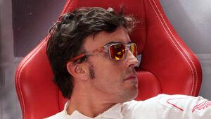 Fernando Alonso - Ferrari - Formel 1 - GP Japan - Suzuka - 5. Oktober 2012