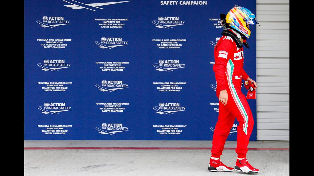Fernando Alonso - Ferrari - Formel 1 - GP Japan - Suzuka - 6. Oktober 2012