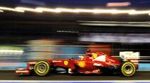 Fernando Alonso - Ferrari - Formel 1 - GP Singapur - 21. September 2012