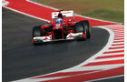 Fernando Alonso - Ferrari - Formel 1 - GP USA - Austin - 16. November 2012