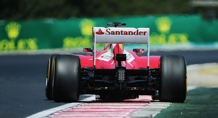 Fernando Alonso - Ferrari - Formel 1 - GP Ungarn 2013