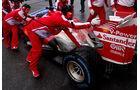Fernando Alonso - Ferrari - Formel 1 - Test - Barcelona - 1. März 2013
